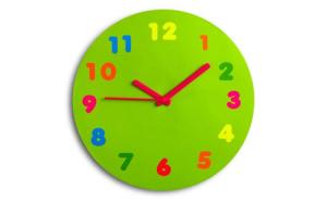 Nanny tax clock