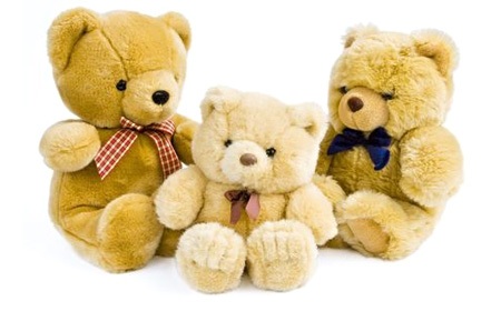 Taxing Nannies teddies