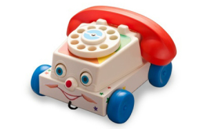 Taxing Nannies telephone