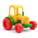Nanny payroll tractor